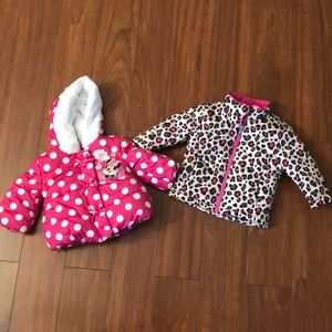 Other - Bundle Selling 2 coats for baby girl.